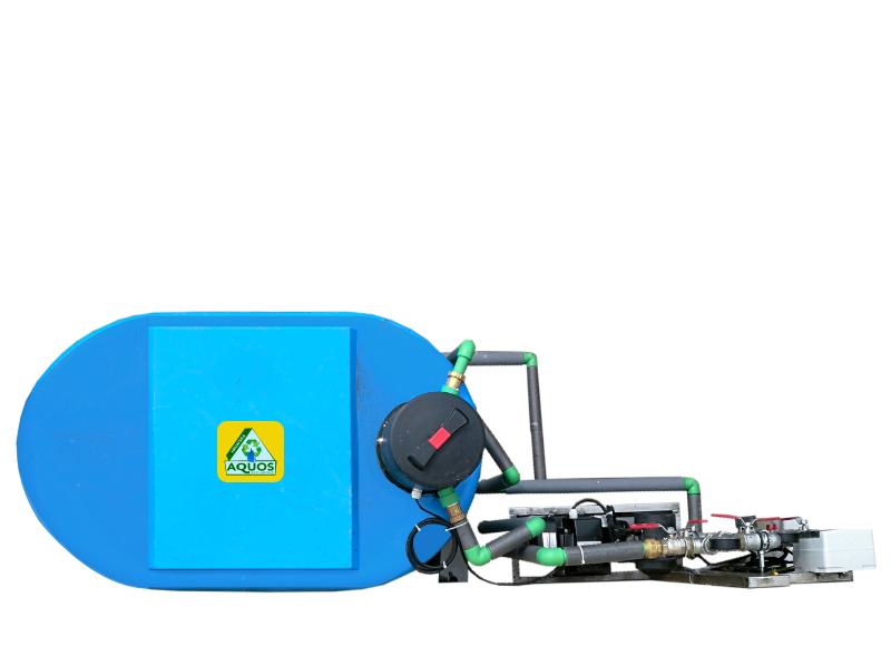 Sustav za nivelaciju tlaka vode