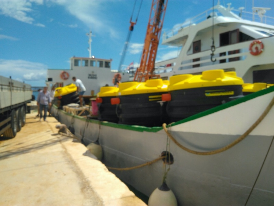 Biološki pročistač BCC BIO CRO CASA brod